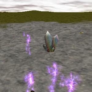 38.3S, 34.5E - Lightning Elemental Crystal