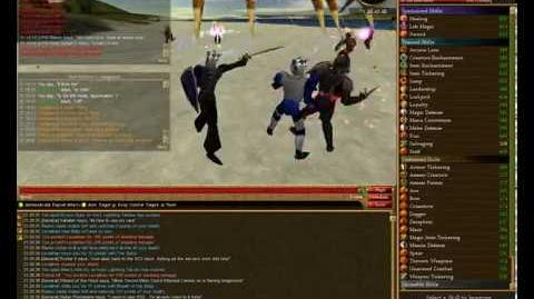 Asheron's Call Found Footage - The Leviathan (9-2005)