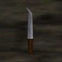 Asmolum's Throwing Daggers