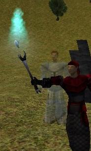 Life-attuned Shadowfire Isparian Wand