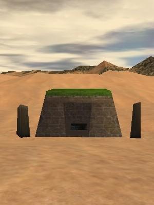 24.8S, 19.7E - Skeleton Bunker