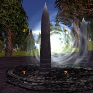 Portal Pillar