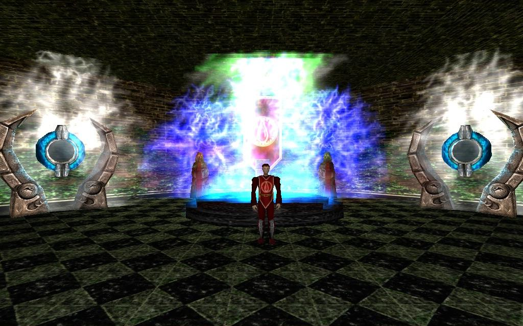 Announcements - 2008/08 - Ancient Powers