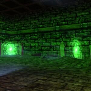 Empyrean Cloister Quest