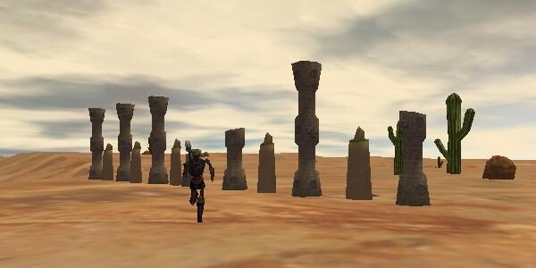 4.4S, 19.9E - Empyrean Ruins