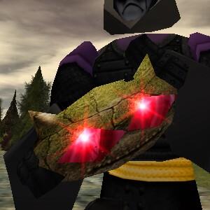 Head of the Homunculus (Casting Orb - 2 Eyes)