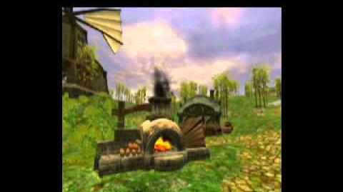 Asheron's Call 2 PC Games Gameplay - Architecture of