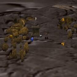 35.4S, 68.1E - Golem Cave
