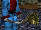 Hooded Serpent Slinger