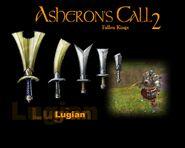 Lugian Swords Artwork