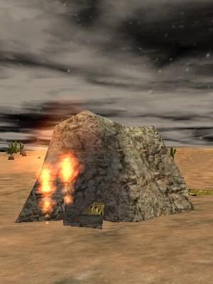 15.0S, 31.2E - Fiery Cave