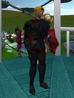Prince Borelean Strathelar (Wedding) Live