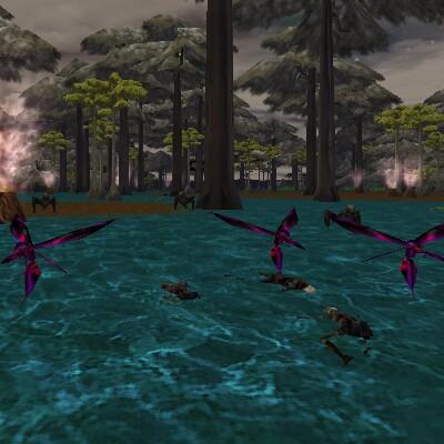 25.0S, 56.8E - Swamp Corpses