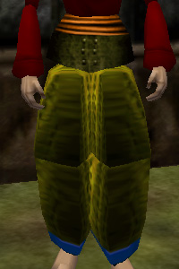 Heavy Gromnie Hide Leggings