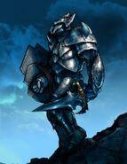 Viamontian Knight Concept Art