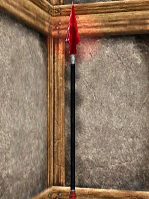 Black Spear of Mukkir Strength