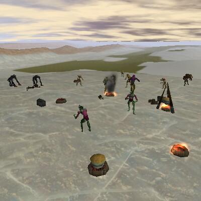 12.2S, 41.0E - Monster Camp