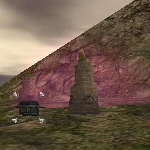 50.0S, 66.3E - Empyrean Mountain Shrine