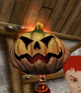 Flaming Pumpkinhead
