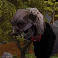 Puppeteer's Skull