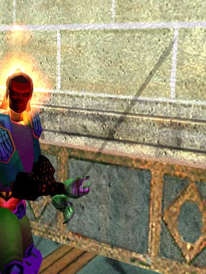 Phantom Two Handed Spear