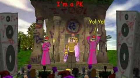 Cuz Im a PK! (AC Rap)