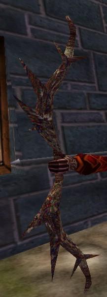 Exquisite Elari Wood Bow