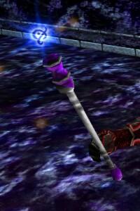 Princely Runed Slashing Baton