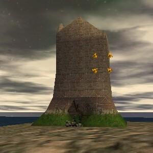 32.6S, 91.8E - Lich Tower