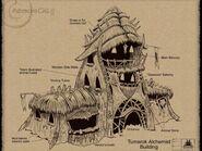 AC2 Tumerok Alchemist Building Sketch
