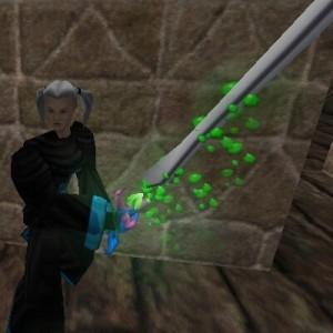 Enhanced Stinging Atlan Two Handed Sword