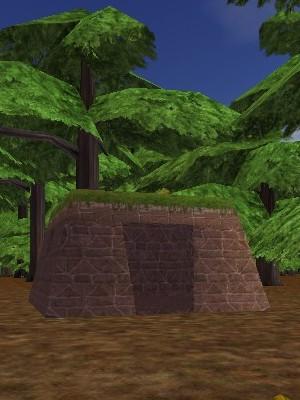 23.8S, 49.6E - Carved Key Bunker