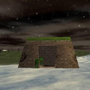 18.4S, 45.4E - Mosswart Bunker