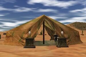 3.8S, 20.6E - Obsidian Enchanter Tent