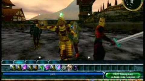 Asheron's Call- Bael'Zharon Roams - A Video of Bael'Zharon's Rampage