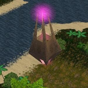 72.8S, 97.6E - Undead Skytower