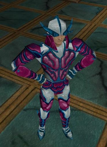 Fine Olthoi Armor