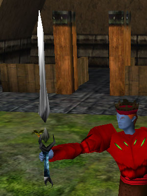 Isparian Two Handed Sword