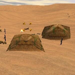 25.5S, 3.4E - Undead Encampment