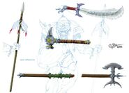 AC2 Weapons