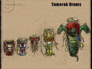 AC2 Tumerok Drums Art