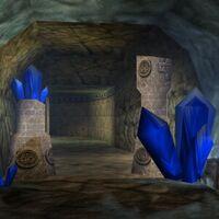 Mountain Cavern Frigid Halls Live