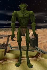 Aun Amanaualuan the Elder Shaman