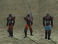 Haebrean Armor Live