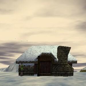 73.3S, 31.9E - Peddler's Hut