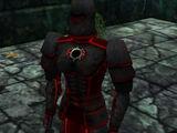 Legendary Empowered Robe of Utter Darkness