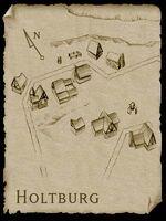 Holtburg Sketch