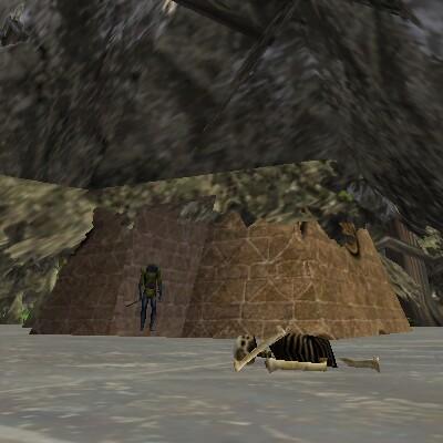 23.2S, 64.3E - Sclavus Swamp Bunker