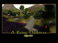 A Rising Darkness Splash Screen