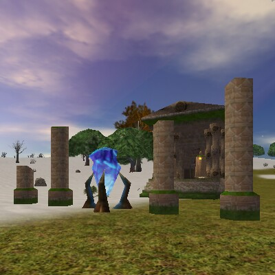 36.0S, 44.3E - Empyrean Ruins and Lifestone